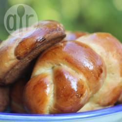 Recette petites challahs à l'huile d'olive – toutes les recettes ...