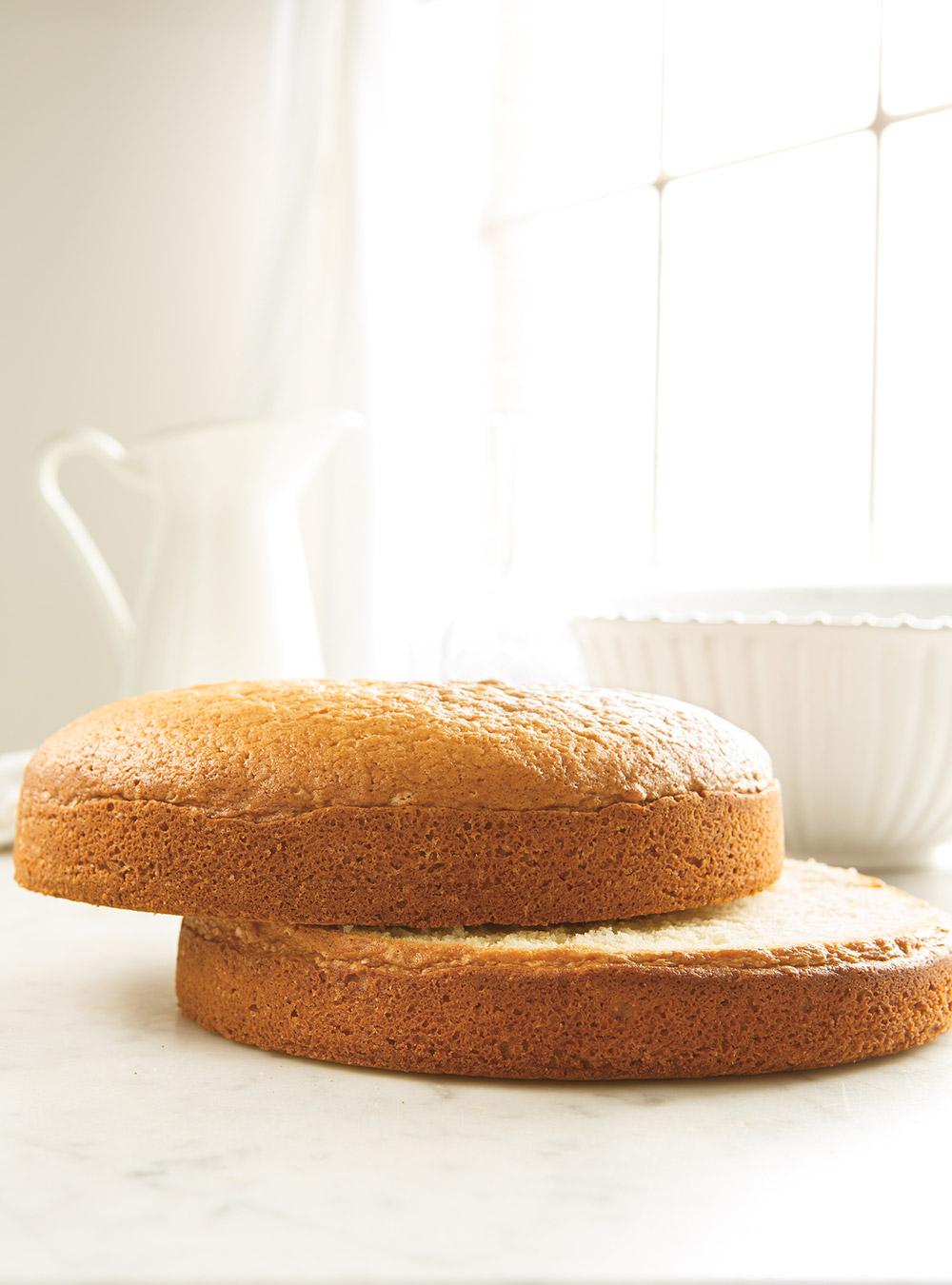 Gâteau blanc | ricardo