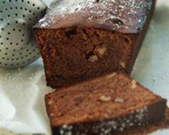 Recette cake au chocolat light