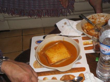 Recette de francezinha (croques portugais)