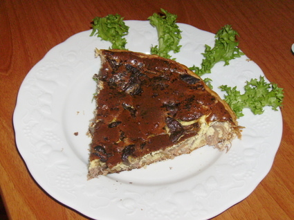 Recette de tarte périgourdine