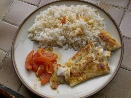 Recette de filet de poisson sauce citron