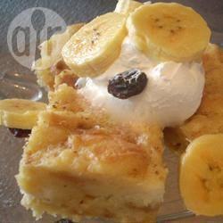 Recette pudding à la mie de pain et à la vanille – toutes les recettes ...