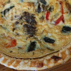 Recette tarte aux légumes d'été – toutes les recettes allrecipes