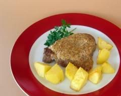 Recette filet mignon, sauce à la moutarde