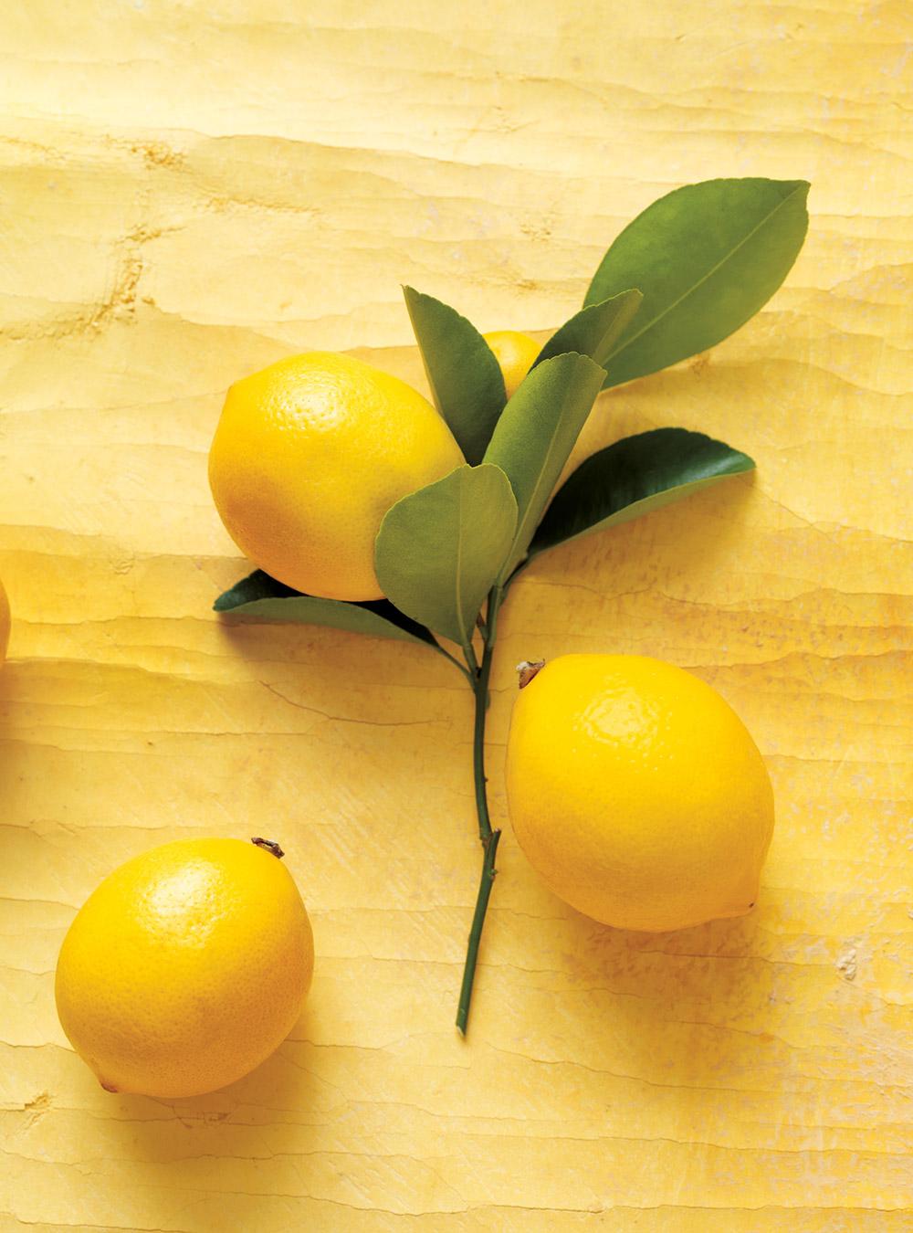 Cake au citron et au thé vert | ricardo