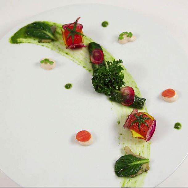 Recette la salade océane