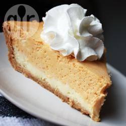 Recette cheesecake épicé au potiron – toutes les recettes allrecipes