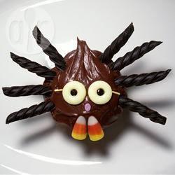 Recette cupcakes araignées pour halloween – toutes les recettes ...