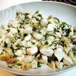 Recette poulet à l'ail et au citron vert – toutes les recettes allrecipes