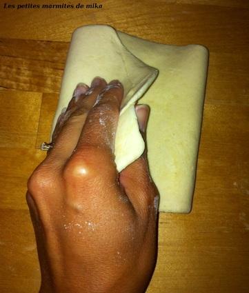 Recette de pâte feuilletée très légère