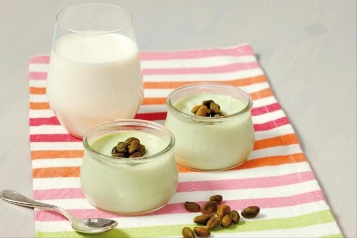 Recette de petits pots de crème à la pistache rapide