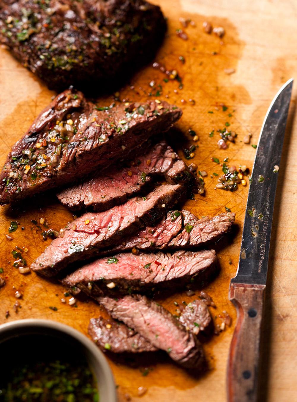 Recette de boeuf: tout sur les rôtis ou les steaks de boeuf  page 4 ...