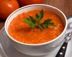 Recette gazpacho andalou