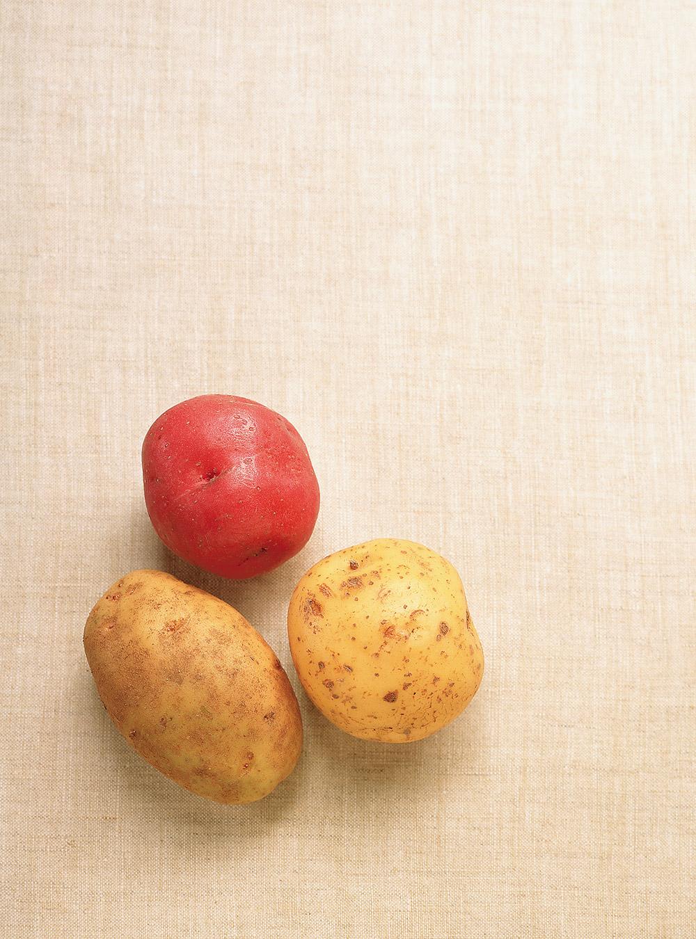 Purée de pommes de terre et de chou à l'ail   ricardo