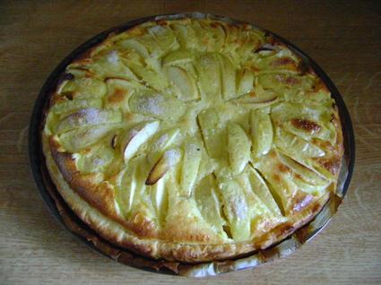 Recette de la vraie tarte normande
