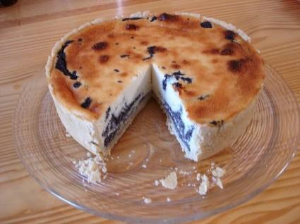 Recette de tarte au fromage blanc et au pavot