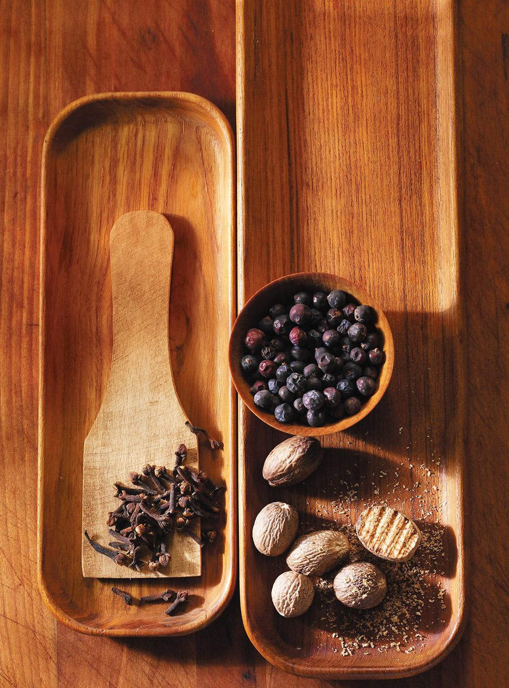 Tilapia noirci aux épices de noël | ricardo