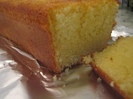 Recette de cake au citron de grand-mère