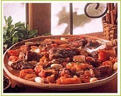 Recette estouffade de boeuf aux épices