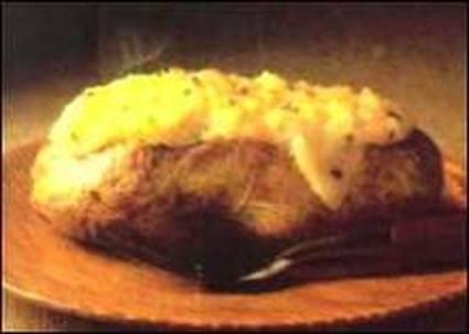 Recette pomme de terre farcie (légume)