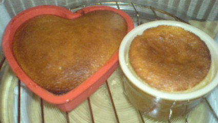 Recette gâteau au yaourt et pépites de chocolat (gâteau)