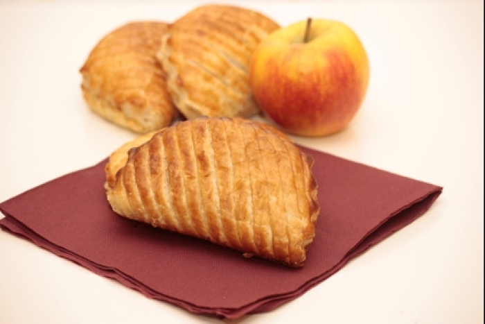 Recette de chausson aux pommes rapide