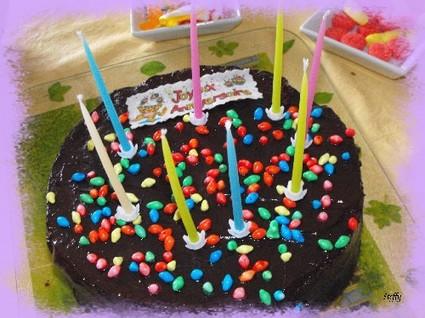 Recette de gâteau damier vanille-chocolat