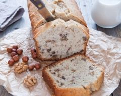 Recette cake aux noix et café