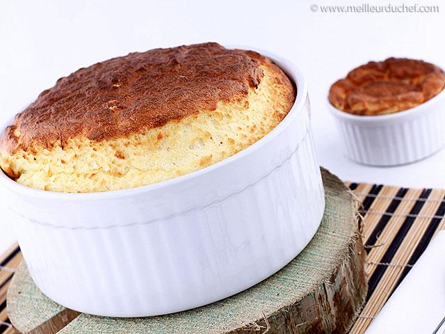 Soufflé au fromage  la recette avec photos  meilleurduchef.com