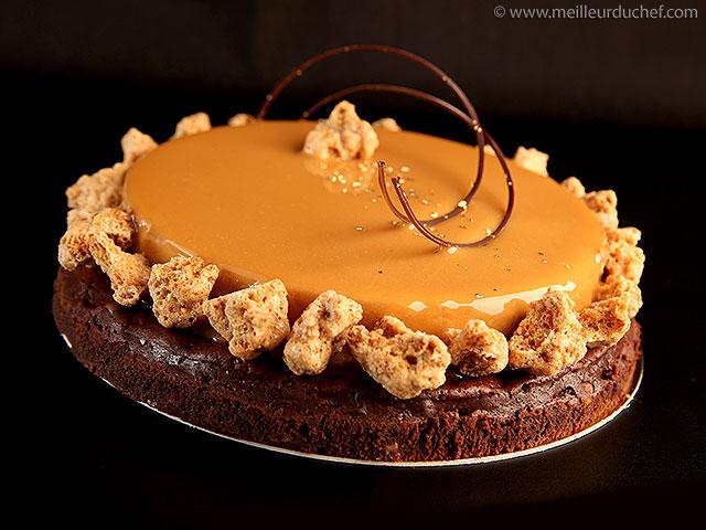 Tarte entremets brownie  recette de cuisine avec photos ...