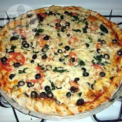Recette pâte à pizza à la polenta – toutes les recettes allrecipes