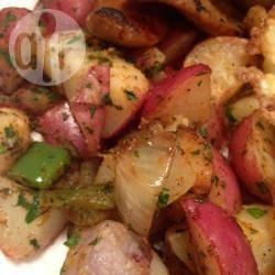 Recette salade de pommes de terre aux oignons – toutes les ...