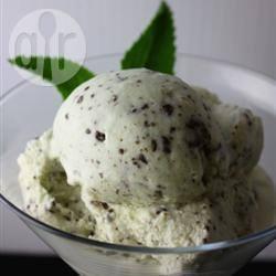 Recette glace à la menthe et aux pépites de chocolat – toutes les ...