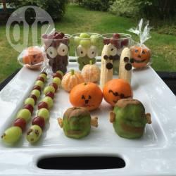Recette plateau de fruits pour halloween – toutes les recettes ...