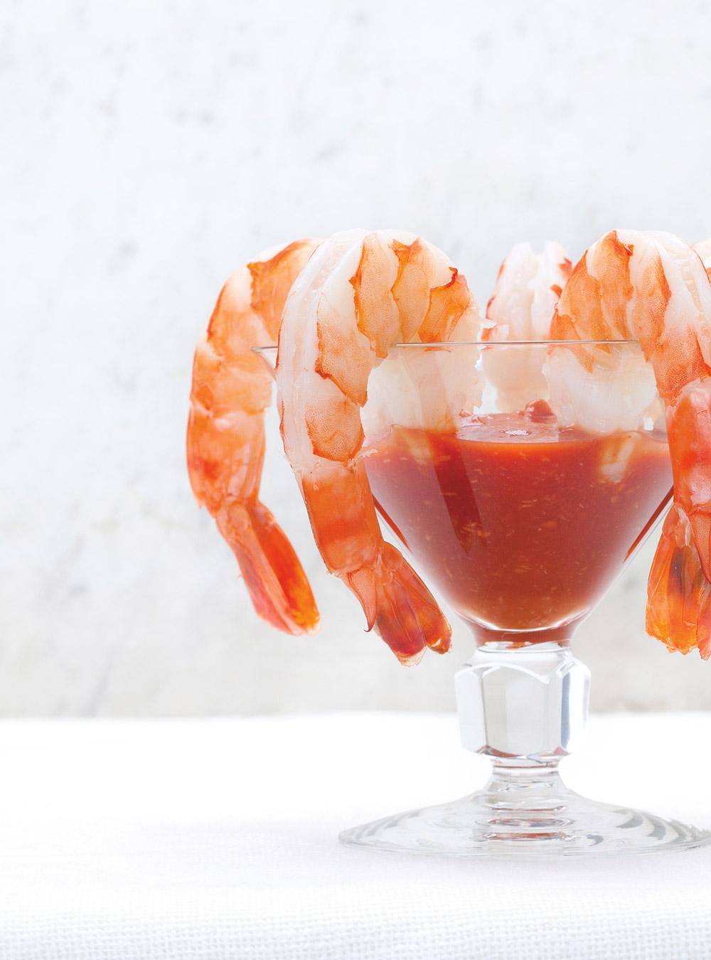 Cocktail de crevettes classique | ricardo