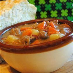 Recette le vrai irish stew (ragoût irlandais) – toutes les recettes ...