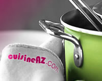 Cake au chocolat, yaourt, amandes et café | cuisine az