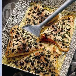 Recette ailes de raie aux câpres – toutes les recettes allrecipes