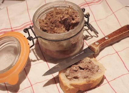 Recette de pâté de porc au pineau