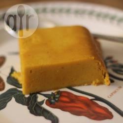 Recette flan au potiron et au safran – toutes les recettes allrecipes