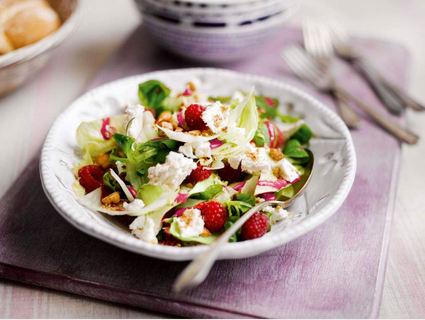 Recette de salade de mâche estivale