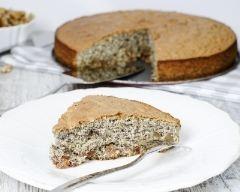Recette gâteau de noix