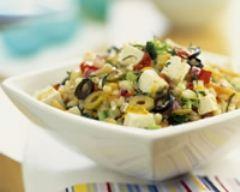 Recette salade grecque au boulghour