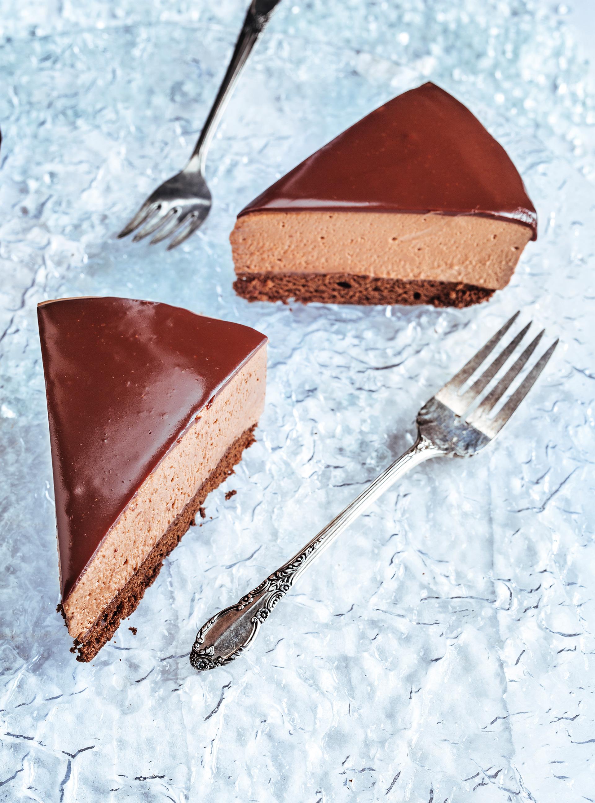Gâteau mousse au chocolat | ricardo