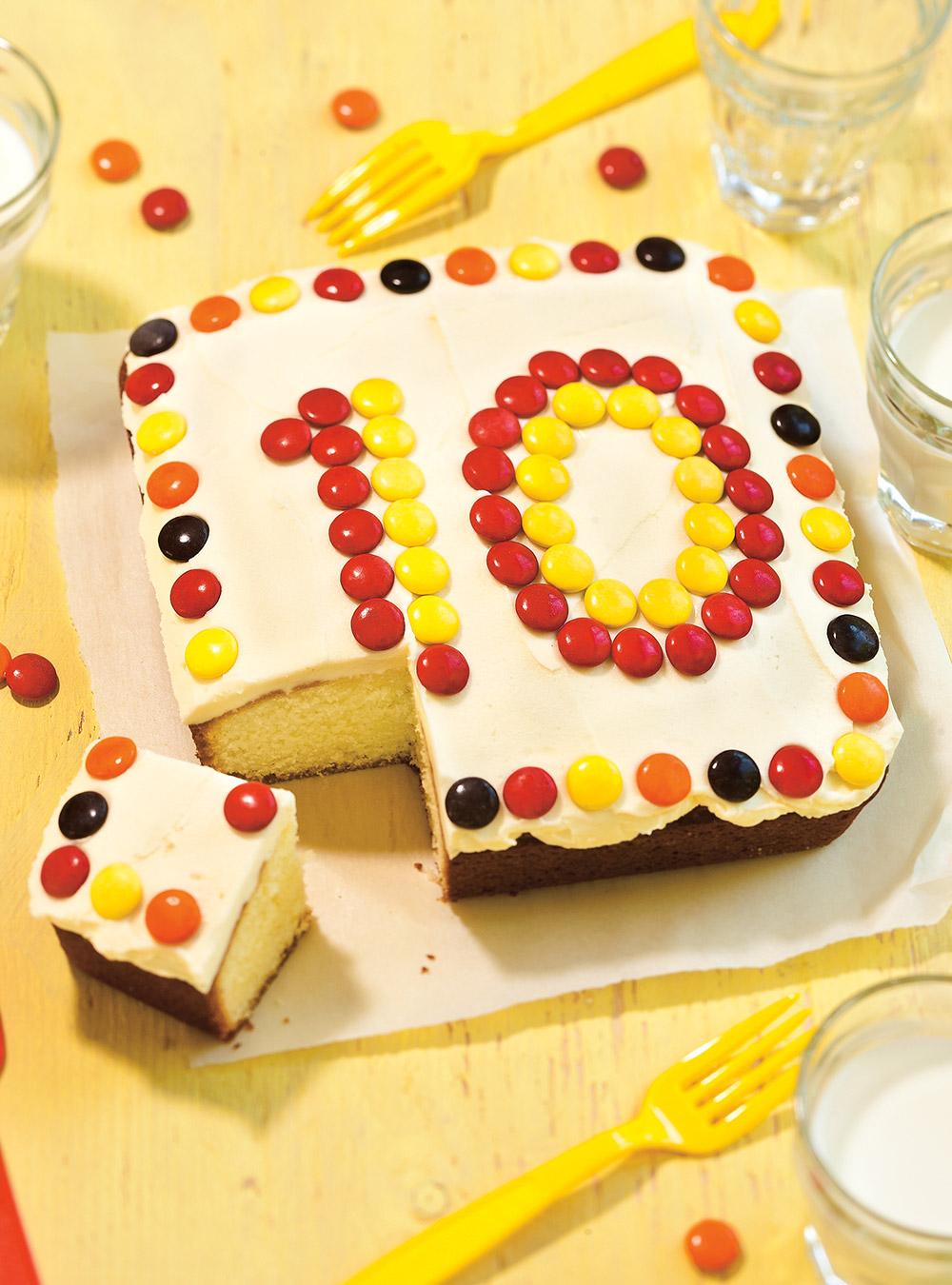 Gâteau à la vanille super facile | ricardo