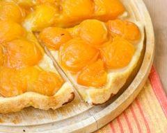 Recette tarte tatin aux abricots
