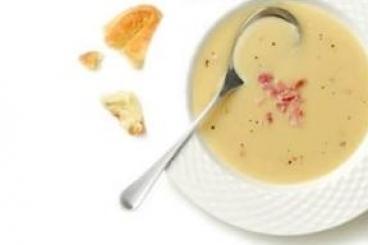 Recette de soupe de poireaux et de pommes de terre facile et rapide