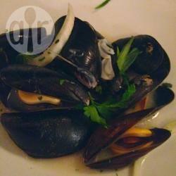 Recette moules marinières traditionnelles – toutes les recettes ...