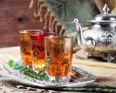Recette thé marocain à la menthe